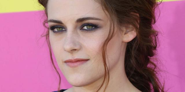 'Kristen Stewart niet in auto met Sanders'
