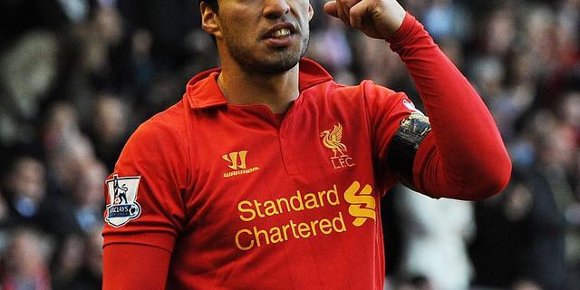 Liverpool-doelman Reina noemt straf Suarez 'absurd'