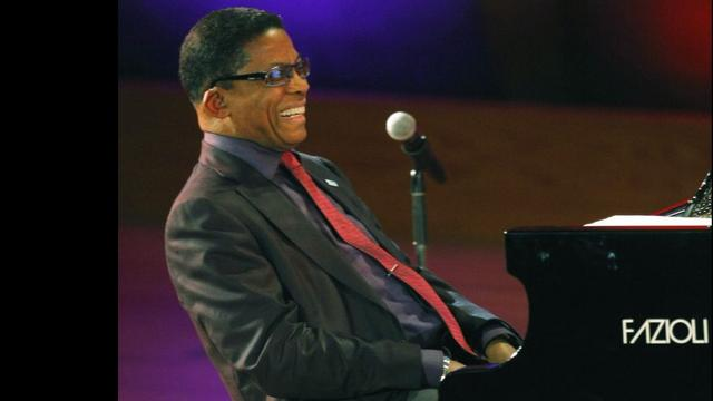 Jazzmuzikant Herbie Hancock toegevoegd aan cast Valerian