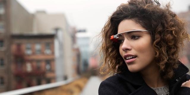 Pornosterren nemen film op met Google Glass