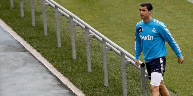 Real zonder Ronaldo in Madrileense stadsderby