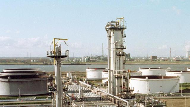 Raffinagemarge ExxonMobil bijna gehalveerd