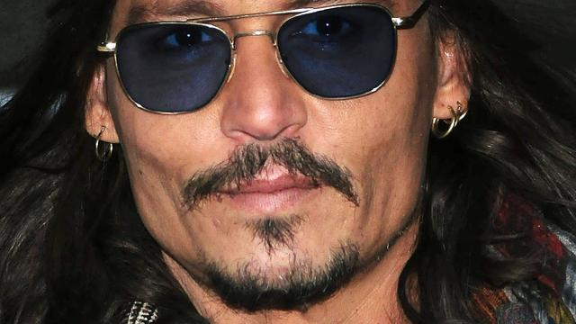Johnny Depp wil best in film met ex Vanessa Paradis