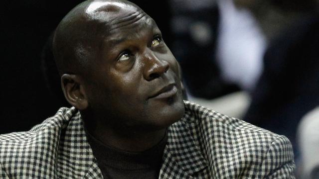 'Michael Jordan verwacht eeneiige tweeling'