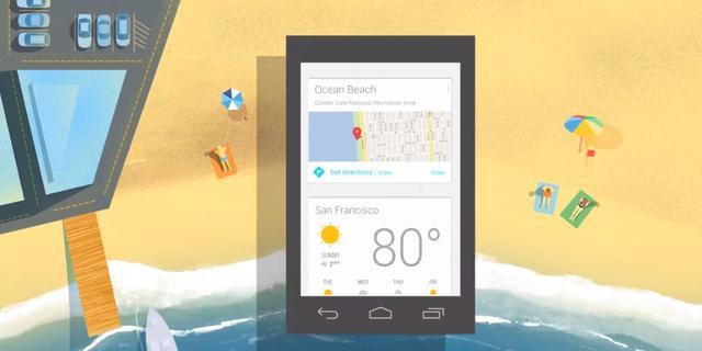 'Google Now op Android wordt uitgebreid'
