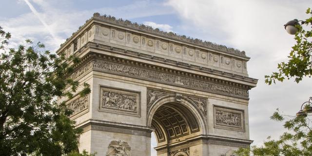 Franse economie krimpt opnieuw