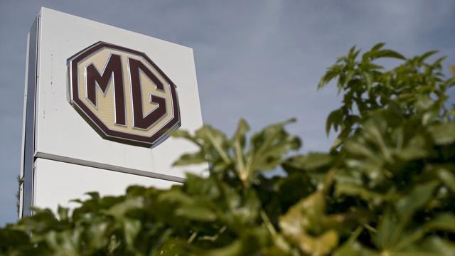 MG komt met nieuwe MG6