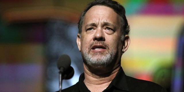 Tom Hanks genomineerd voor Tony Award