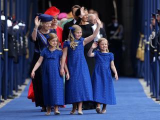 'De monarchie is springlevend'