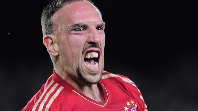 Ribéry Europees Voetballer van het Jaar