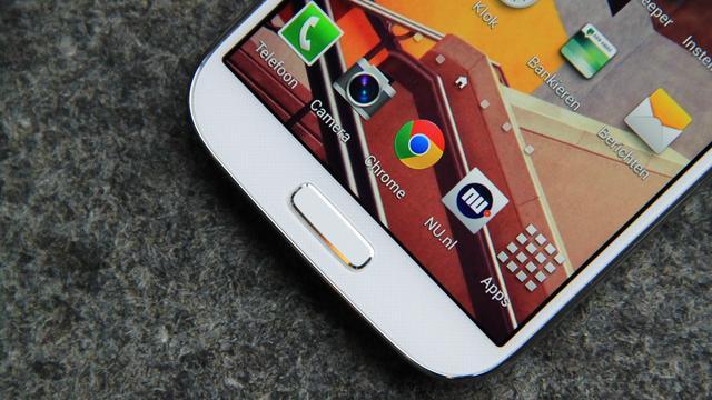 Samsung Galaxy S4 40 miljoen keer verkocht