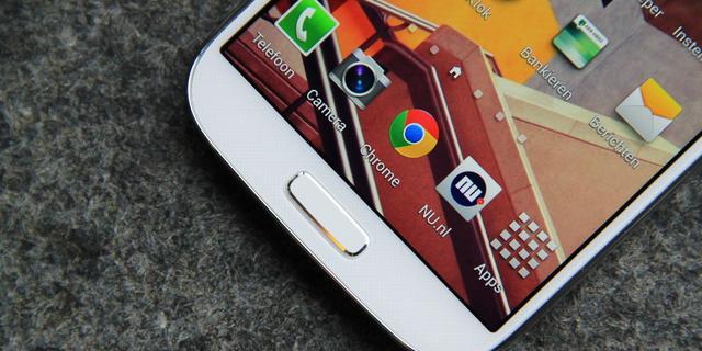 Review: Samsung Galaxy S4 kleine stap vooruit