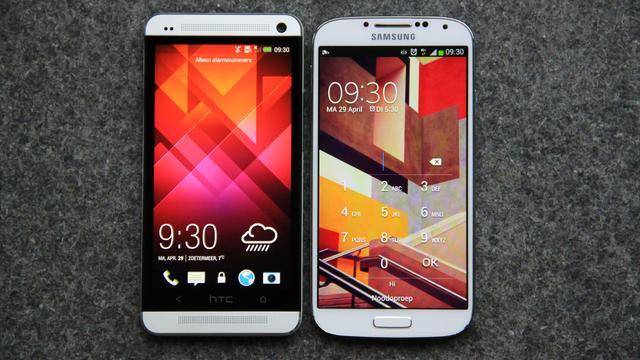 De beste Android-smartphones van 2013
