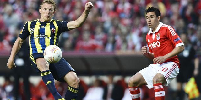 Kartal nieuwe coach Kuijt bij Fenerbahçe