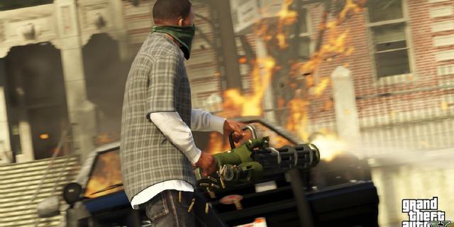 Preview: GTA V meer GTA dan ooit