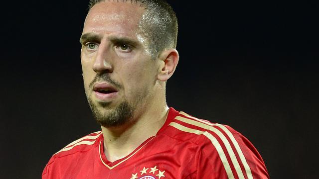 'Ribéry wil contract bij Bayern graag verlengen'