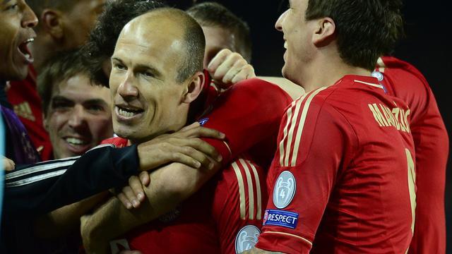 Robben: 'Niet bezig met speculaties'