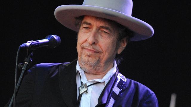 Bob Dylan accepteert Nobelprijs voor de Literatuur