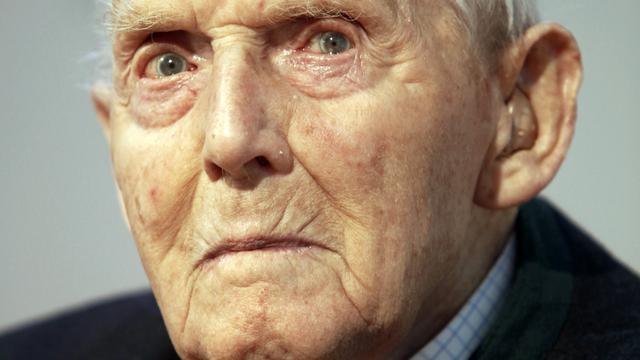 Oudste overlevende nazikamp overleden