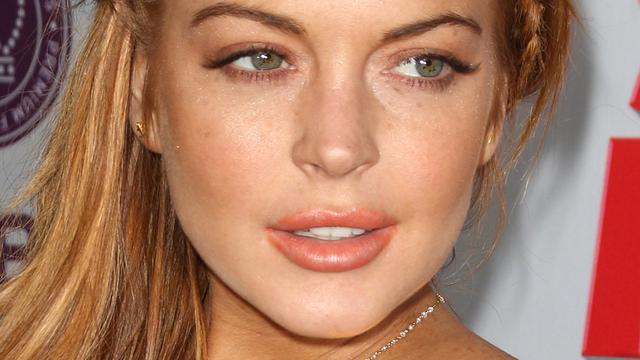 'Het gaat goed met afkickende Lindsay Lohan'
