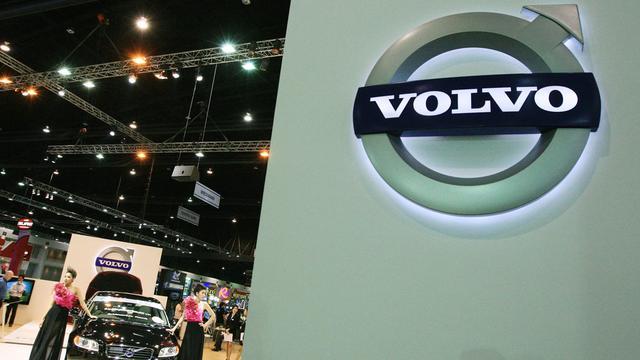 Truckbouwer Volvo ziet omzet stijgen