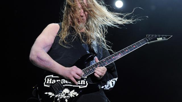 Slayer-gitarist overleden door alcoholmisbruik