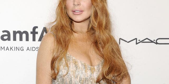 'Lindsay Lohan dumpt vrienden na afkicken'