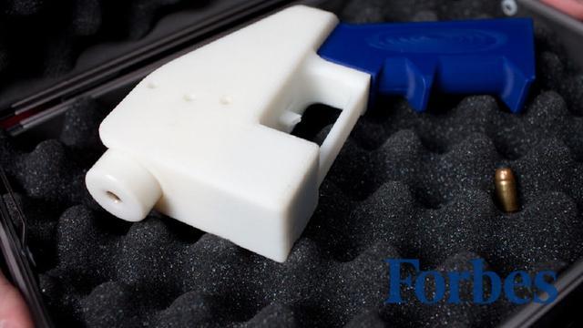 Openbaar Ministerie: '3D-geprinte wapens maken is strafbaar in Nederland'