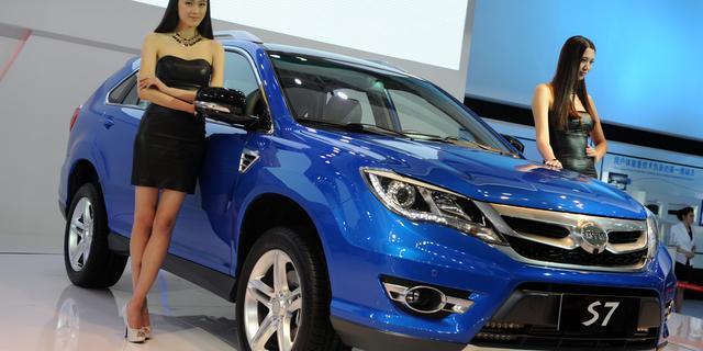 Autoverkopen China stijgen in februari fors