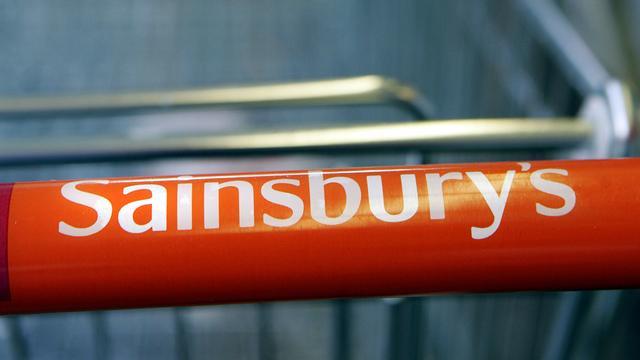 Verdere omzetdaling voor Sainsbury