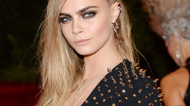 Cara Delevingne genomineerd voor Britse Fashion Awards