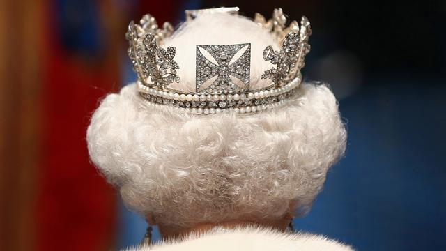 Elizabeth II 'spon van vreugde' vanwege uitslag Schotland