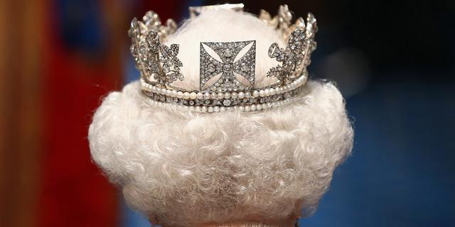 Toespraak Britse koningin te vroeg online