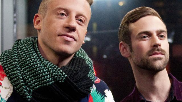 Macklemore & Ryan Lewis meest beluisterd op Spotify in 2013
