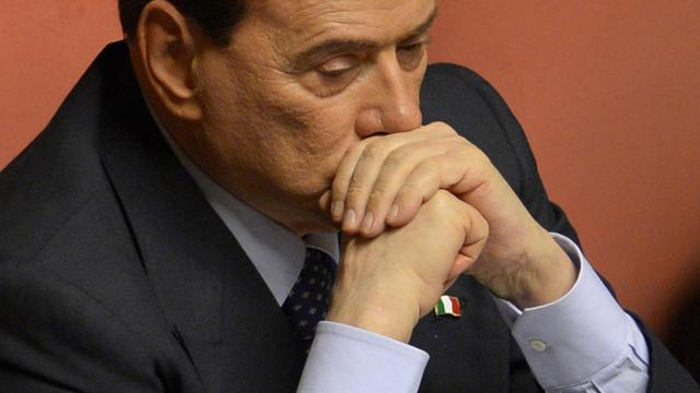 Geen 'uitstel van executie' voor Berlusconi