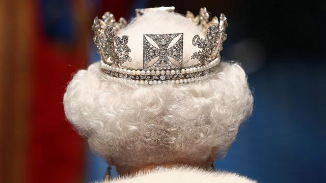 Queen Elizabeth viert 60 jaar op de troon