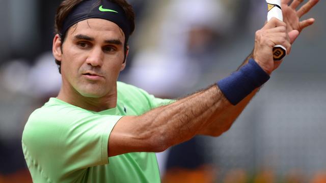 Federer en Haas snel uitgeschakeld in dubbelspel