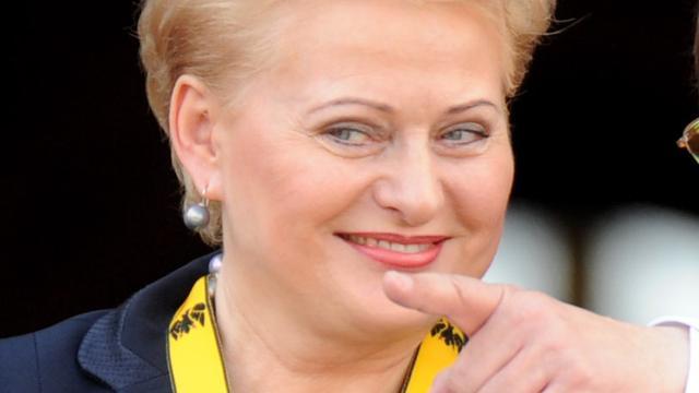 'Presidente Litouwen herkozen'