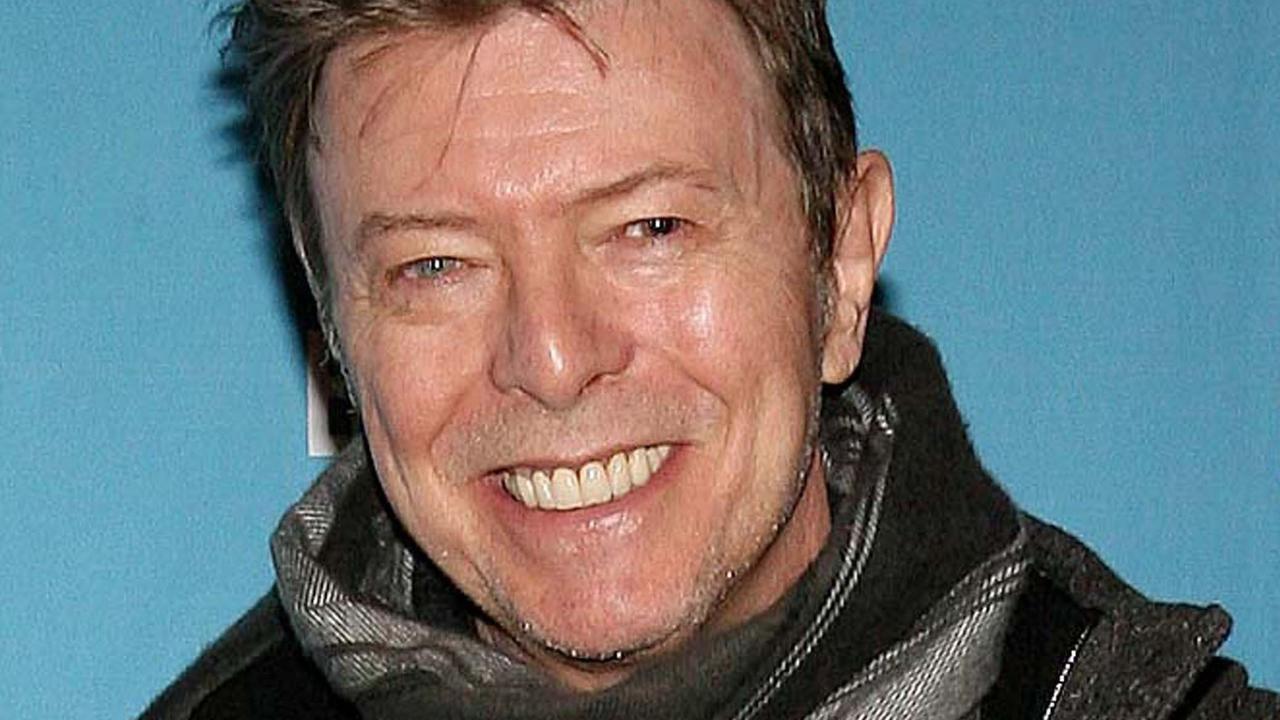 David Bowie - Cat people
