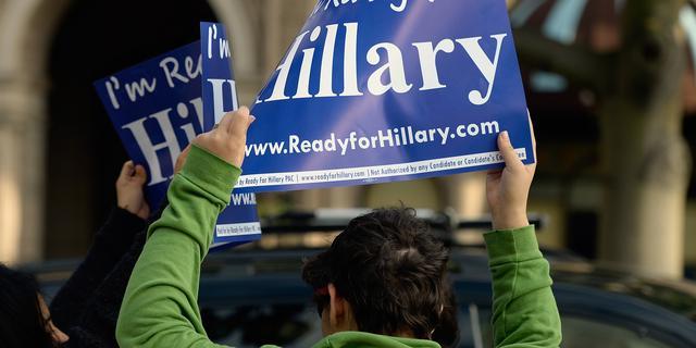 Clinton, Bush, Biden en andere kandidaten om in de gaten te houden
