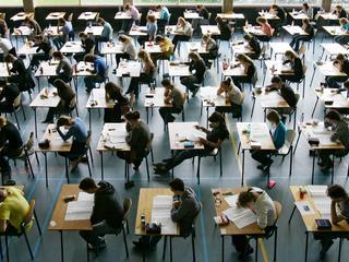 'Ik dacht tijdens het examen dat het dramatisch ging'