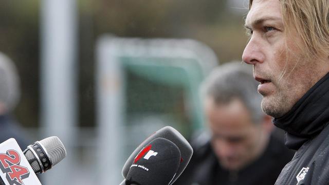 Van Eck neemt afscheid van Alemannia Aachen