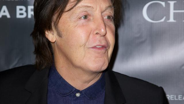 Nieuwe single en album Paul McCartney