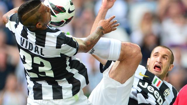 Juventus grootverdiener Champions League