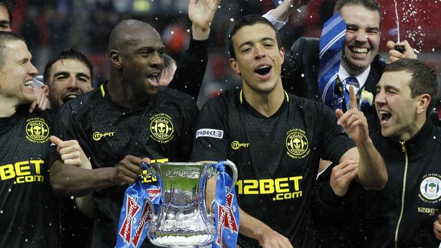 Wigan Athletic verrast City en wint FA Cup