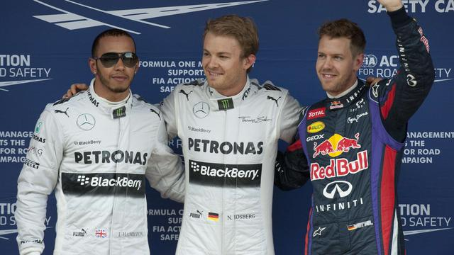 Rosberg hoopt pole position te benutten