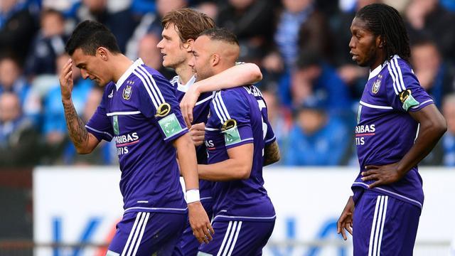 De Zeeuw matchwinnaar voor Anderlecht