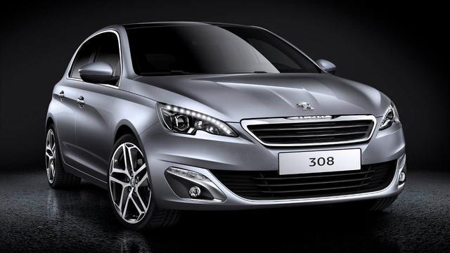 Officieel: de Peugeot 308