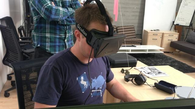 Hands-on: Heftige ervaring met virtual reality-bril Oculus Rift HD
