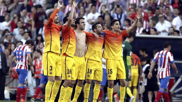 'Barcelona duidelijk het beste team'